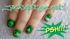 YouTube Nails: jacksepticeye