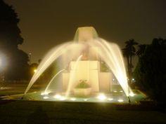 Fountains. Lima,  Perú. Photo: Erik Trigoso
