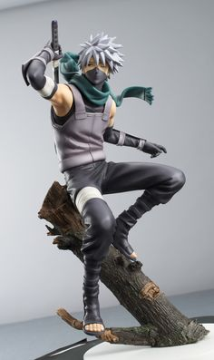 Crunchyroll - Store - G.E.M. Series Naruto Shippuden Kakashi Hatake Ver. Dark Side 1/8 Scale