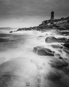 Ploumanac'h lighthouse III by Amaury Descours on 500px
