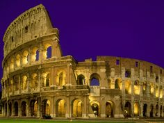 Rome, Italy -- so many amazing sights to see, and incredible food!