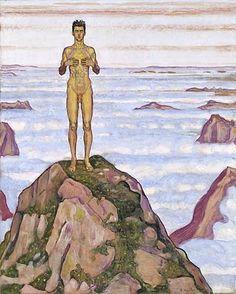 Ferdinand Hodler. Simbolismo europeo