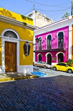 ☀Puerto Rico☀Café San Sebastián, Old San Juan, Puerto Rico