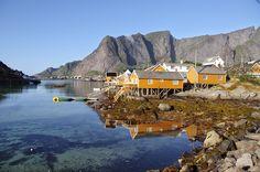 Une semaine entre Suède et Norvège au Nord du cercle polaire...