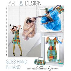 Art &design goes hand in hand by annabelle-h-ringen-nymo on Polyvore featuring Christian Louboutin