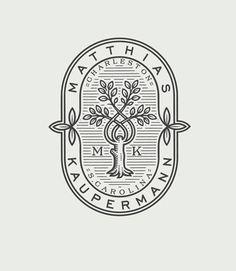 Typography Logo, Graphic Design Typography, Logo Branding, Lettering, Ex Libris, Seal Design, Vintage Logo Design, Badge Design, Grafik Design