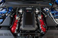 450hp of Audi V8