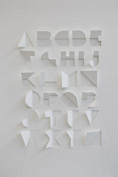 Het hele alfabet