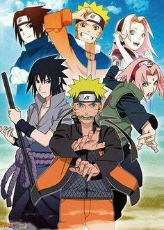 Naruto, Sasuke and Sakura Team 7 Anime Naruto, Naruto Shippuden Sasuke, Naruto Kakashi, Sasunaru, Gaara, Naruhina, Naruto Wallpaper, Wallpaper Naruto Shippuden, Naruto Team 7