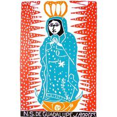 J.Borges - Nossa senhora de Guadalupe