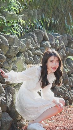 Korean Celebrities, Celebs, Iu Twitter, Cute Korean Girl, Iu Fashion, Korean Actresses, Photo Cards, Girl Crushes, Kpop Girls