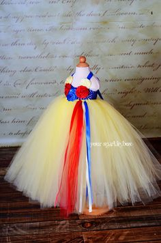 tutorial for tutu dress