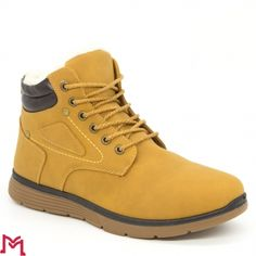 Ghete Barbati GB18 Camel Mei Hiking Boots, Camel, High Tops, High Top Sneakers, Shoes, Fashion, Moda, Zapatos, Shoes Outlet