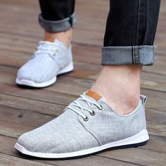 "menstylica: "" FUNDAMENTAL - by Kickslogix Fundamental Casual Lace-Up Sneakers. • Outsole Material: Rubber • Lining Material: Cotton Fabric • Upper Material: Canvas Use code MENSTYLICA8 to get 8% OFF..."