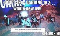Dabbing 2.0 <- XD