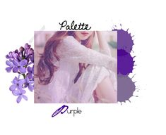 """""""Teaser member(readD) — Purple"""" by palette-offc ❤ liked on Polyvore featuring art"""