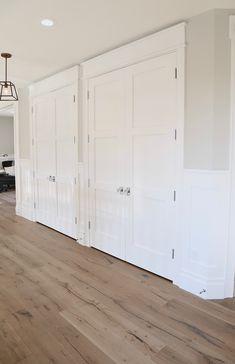 The 3 Best White Trim Paint Colors Trim Paint Color, White Paint Colors, Bedroom Paint Colors, Interior Paint Colors, Paint Colors For Home, House Colors, Interior Painting, Neutral Paint, Gray Paint