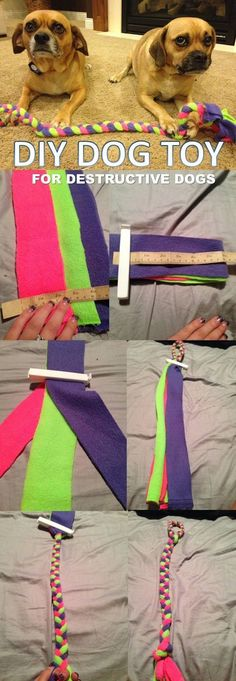 dog toy for destructive dogs - Big DIY IDeas