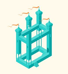 Monument Valley (game) 3: http://www.monumentvalleygame.com/
