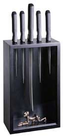 """Inspired by a magician's Sword Cabinet illusion; I love finding """"humor in all things"""""""