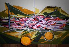Sketch /  Jota Oner / Graffiti
