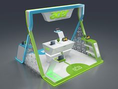 ACER 2 in 1 on Behance