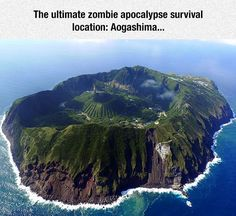 Perfect Zombie Apocalypse Location