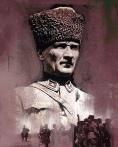 Türk milleti ve onun küçük ve büyük yaştaki çocukları çelikten yapılmış heykellerdir; onların ne olduklarını anlamak için onlarla savaş meydanlarında boy ölçüşmek lazımdır. Gazi Mustafa Kemâl Atatürk- (1937)