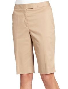 Jones New York Womens Golf Short