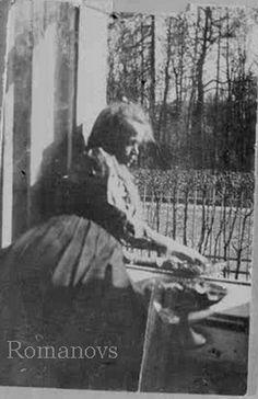 "Labelled as Grand Duchess Anastasia Nikolaevna Romanova of Russia? ""AL"""