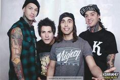 Pierce The Veil! 4 days until I see these guys :) can't wait!