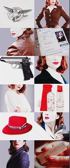Agent Carter   #marvel #agentcarter  #kurttasche