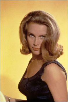 Pussy Galore // Honor Blackman - 007   (b- 08/22/1925) Plaistow, London, England