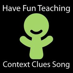 Song Title: The Context Clues Song - Reading song that teaches context clues. Context clues are pictures & words in a story that give us clues, which help us make predictions and understand more about the characters and plot. This is a song for learning context clues.