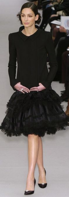 Franky would wear this Chanel outfit.
