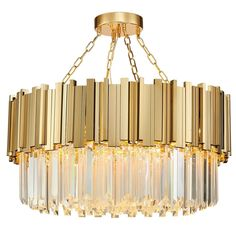 Luxury Crystal Chandelier Gold Shine Living Room Lamp Hotel Decoration Can Be Customized Size Chande Chandeliers, Foyer Chandelier, Kitchen Chandelier, Luxury Chandelier, Chandelier In Living Room, Room Lamp, Chandelier Lighting, Acrylic Chandelier, Ceiling Lamp