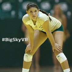 Oct. 28th - @Sacramento State Athletics' Courtney Dietrich Named Big Sky Conference Volleyball Player of the Week. #BigSkyVB #StingersUp