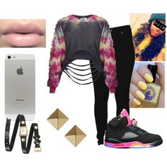 Untitled #180, created by tainesha on Polyvore