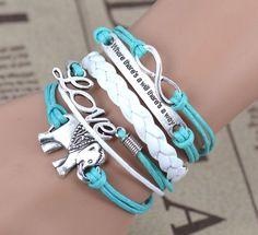Coglians Elephant Bracelet