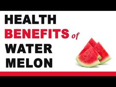 Eat A Slice Of Watermelon A Day For 7 Days And Here`s What Happens To Your Body! – Simple Natural Recipes