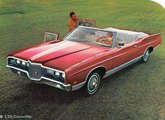 1971 Ford LTD Convertible