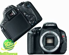take a look at Canon EOS Rebel T3i, this DSLR camera from Canon might be what the best for you.