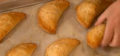 TrayofThanksgivingHandPies   A Delicious Grab-and-Go Snack That's So Easy to Make! Wow!