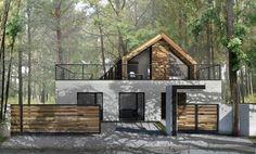nowoczesny projekt domu | Strona 5 z 7 | Idea Domu