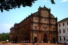 Old Goa Church History   गोवा के बोम जीसस चर्च में 460 सालो से जीवित है एक मृत शरीर जानें