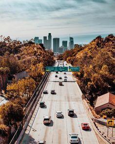Downtown Los Angeles by @michaeltsirakis by CaliforniaFeelings.com california cali LA CA SF SanDiego