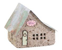 Willow Cabin #miniatures #fairygardens #gardening #gardens #indoor #outdoor #whimsical  www.braungroup.com