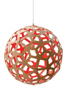Suspension Coral Ø 40 cm - Bicolore - Exclusivité web