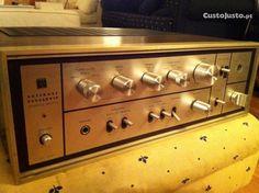 Amplificador National Panasonic SU-3600