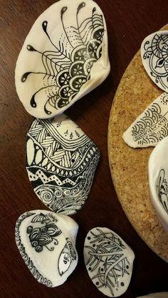 ~ tangle a seashell More: